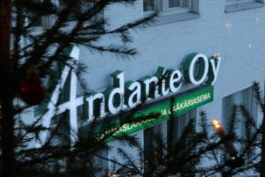 Hammaslääkäri- ja lääkäriasema Andante päivystää Jouluna!